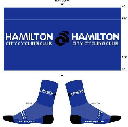 HCCC Socks