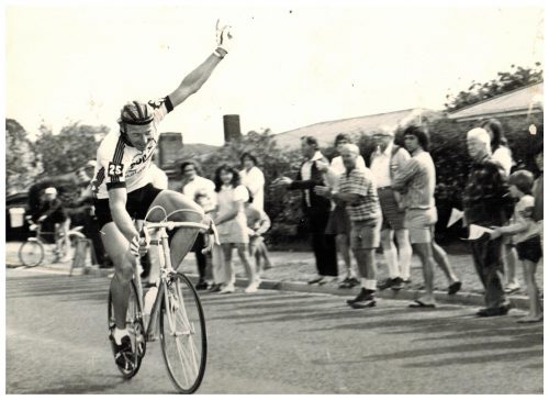 Commonwealth Games Silver and Bronze medalist,  1978, 1979, 1981 and 1984 NZ National Road Champion, 1983 and 1984 Tour of Southland Winner Jack Swart