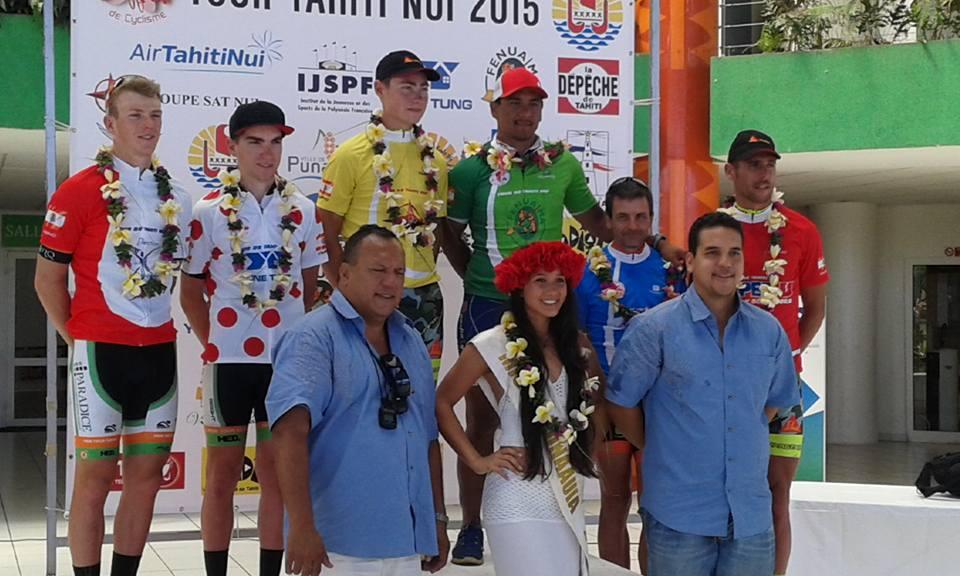 Nick Tour of Tahiti 2015