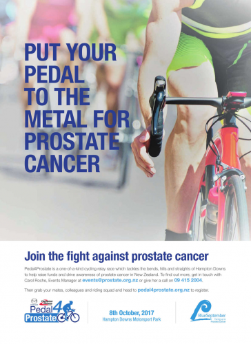 pedal4prostate